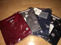 Moncler, Stone Island, Ralph, Philipp Plein plus more tops! Designer tops, polos and shirts!