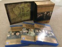 Lord of the Rings Box Set - Extended Edition on Blu-Ray (and yes, I would post it if you pay for it)