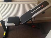 Muscle Training Bench