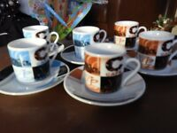 Set of Espresso cups
