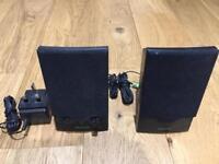 Desk speakers