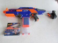 NERF N-Strike Elite Rapidstrike CS-18 Blaster Rapid Dart Fire Toy Dart Gun