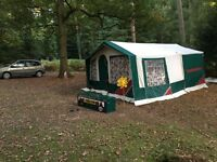 Jamet trailer tent (lovely condition)