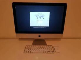 iMac 21.5 inch 2014
