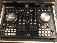 TRAKTOR S4 MK2 Console + TRAKTOR (Flight) Case/Stand + 2x KRK ROKIT6 Studio Speakers