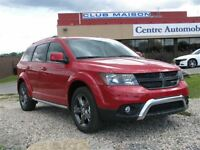 2016 Dodge Journey Crossroad CUIR 7PASS NAV CAM LOCATION 599$/MO