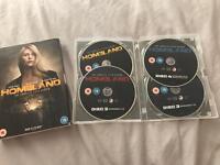 Homeland Season 5 DVD