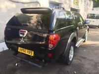 *mint* Mitsubishi Warrior L200 animal