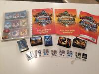 Skylander card bundle