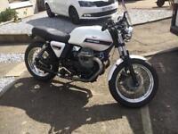 Moto Guzzi V7 Classic 750cc
