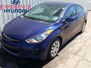 2013 Hyundai Elantra GL EXCELLENT CONDITION | FACTORY WARRANTY |