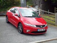 Honda civic 2.2 cdti diesel. low miles, FSH, Free 6 Months warranty!