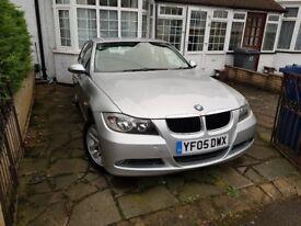 BMW 3 Series 2005, 320d, Sony bluetooth, leather seats, 1 year MOT, yokohoma tyres, low mileage