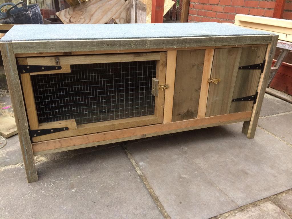Brand new handmade ferret/rabbit hutch for sale
