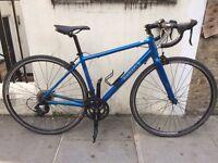 Pinnacle Aluminium Lightweight Road Racing Bike Unisex Ladies or Gents