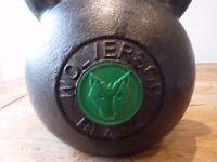 Wolverson 24kg kettlebell