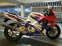 Honda CBR600 F3, Sports Bike.