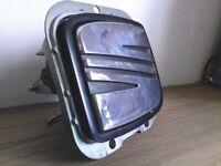 mk1 seat leon parts 1998-2005--boot handle, shocker, steering column,