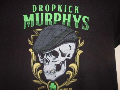 Dropkick Murphy 2016 Summer Tour Concert Tee XL