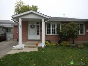 $314,900 - Semi-detached for sale in Kitchener