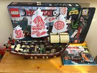 Lego Ninjago Destiny's Bounty Ship
