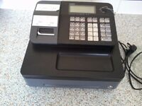 Casio electronic mains powered cash register