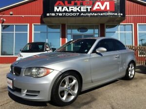 2008 BMW 128I i, Leather, Alloys, WE APPROVE ALL CREDIT