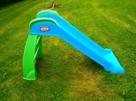 Little trike slide