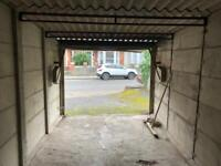 Spacious garage to rent in Penarth - dry and clean