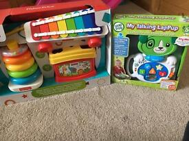 Toys 6months +