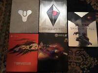 Ps4 Games steel book versions