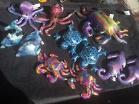 Job Lot of Sand Critters ideal for kids parties