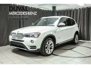 2017 BMW X3 xDrive 28i AWD ** LIQUIDATION RABAIS 8000$ **