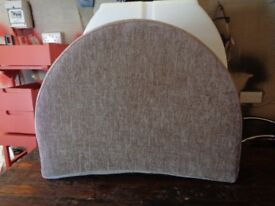 DFS FOOT STOOL 1 YEAR OLD MOST OF THE TIME SAT IN THE CORNER BROUGHT IT FROM NEW-PICK UP ONLY PO12