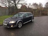 2008/08 Audi A6 Allroad 3.0 TDI V6 QUATTRO✅240BHP AUTO✅FULL SERVICE HISTORY✅1 OWNER FROM NEW✅NAV
