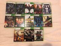 bundle of xbox 360 games (13)