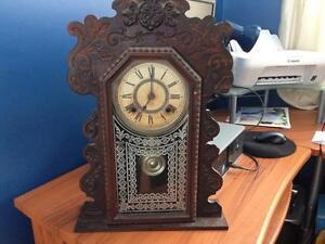 Antique gingerbread clock Kawartha Lakes Peterborough Area image 1