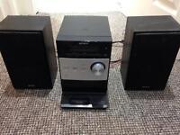 Sony CMT-FX300i Audio Shelf System