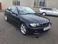BMW 320Ci COUPE 12 MONTHS MOT OUTSTANDING CONDITION