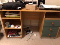 Desk in excellent condition.