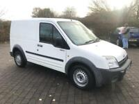 2004 Ford Transit Connect 1.8 T200 SWB LX VAN, STARTS AND DRIVES BUT NEEDS WORK, SPARES OR REPAIR