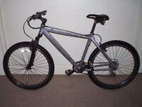"Aluminium Viking Valhalla 19"" Hardtail Mountain Bike (will deliver)"