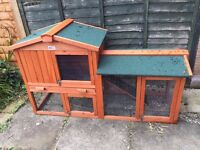 Guinea Pig/ Small Rabbit Hutch