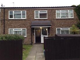 My 2 Bed Ground floor flat to exchange for a 3 Bed Property