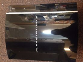 one faulty playstation 3 for sale