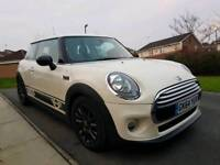 Mini Cooper 1.5 Twin Turbo 2014 64 Plate Only 25K!! Glass Pan!! Pristine Condition!