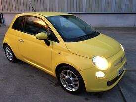 Stunning 2008 08 Fiat 500 1.2 Sport 3Dr **2 Owners+Only 61000+Full History+1 Years Mot**