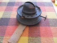 Antique Oil Lamps - Burner with Collar