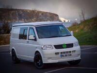 "VW Transporter LWB T30 1.9 TDi | ""Buddy"" - Brand new campervan conversion - Old Harry Camper Co. Ltd"