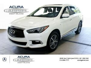 2016 Infiniti QX60 Base AWD CUIR+TOIT+NAVI+BLUETOOTH+CAMERA360++
